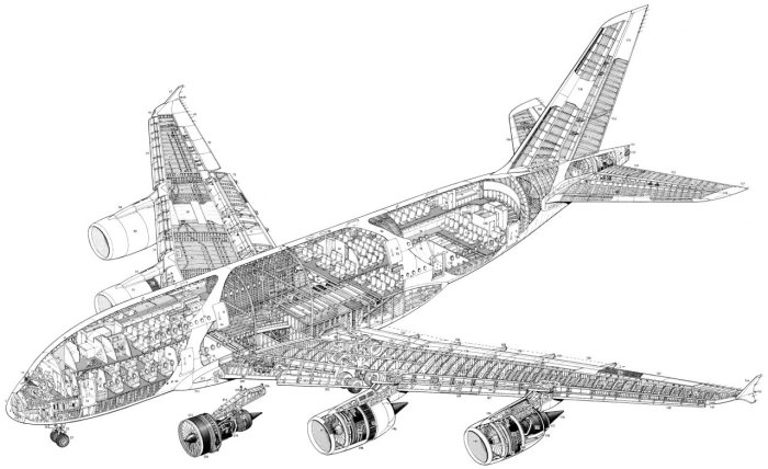 a380 specifications